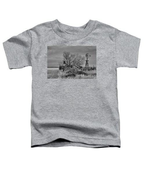 High Plains Wind Toddler T-Shirt