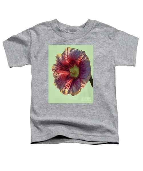 Hollyhock Toddler T-Shirt
