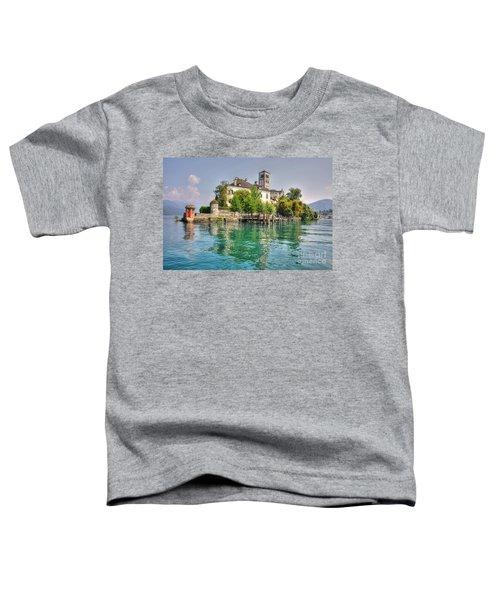 Island San Giulio Toddler T-Shirt