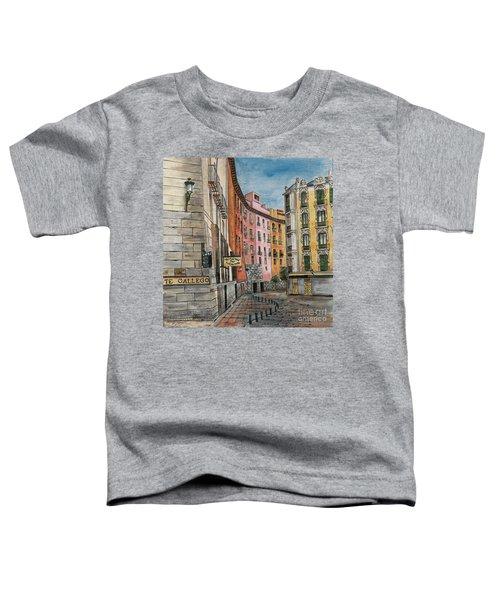 Italian Village 2 Toddler T-Shirt