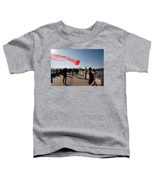 Kite Aloft Toddler T-Shirt