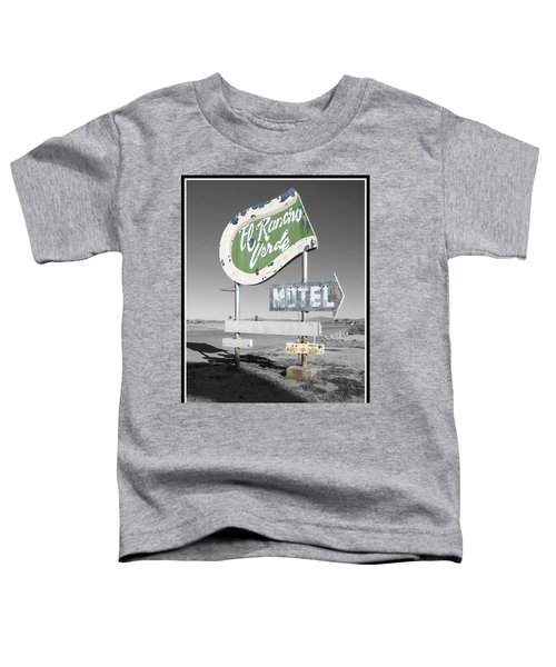 Last Chance Motel Toddler T-Shirt