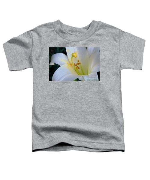Light White Toddler T-Shirt
