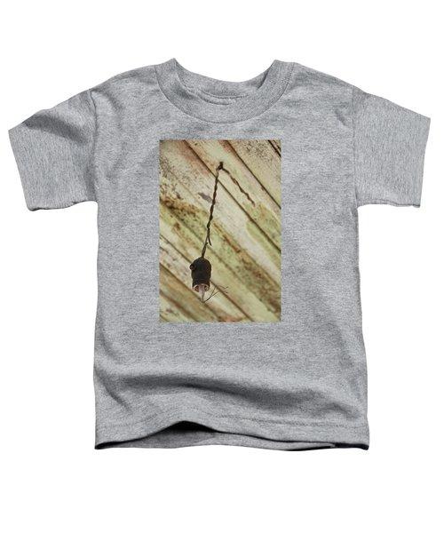 Lights Out Toddler T-Shirt
