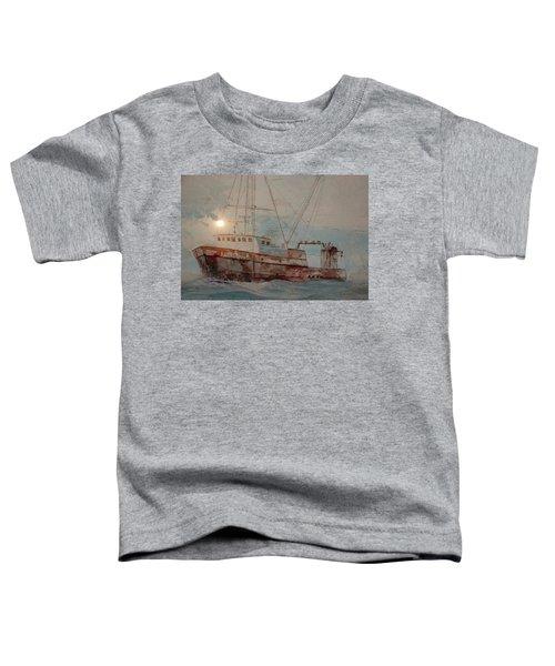 Lost At Sea Toddler T-Shirt