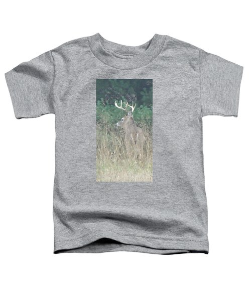 Majestic Buck Toddler T-Shirt