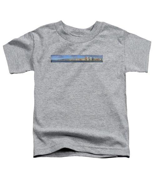 Manhattan - Hudson View Toddler T-Shirt