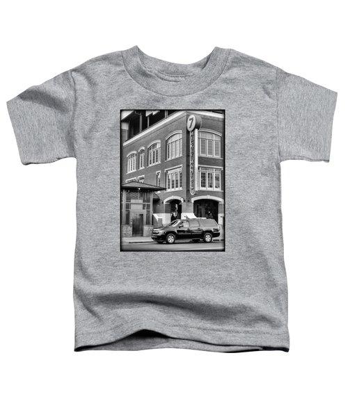 Mantle's Toddler T-Shirt