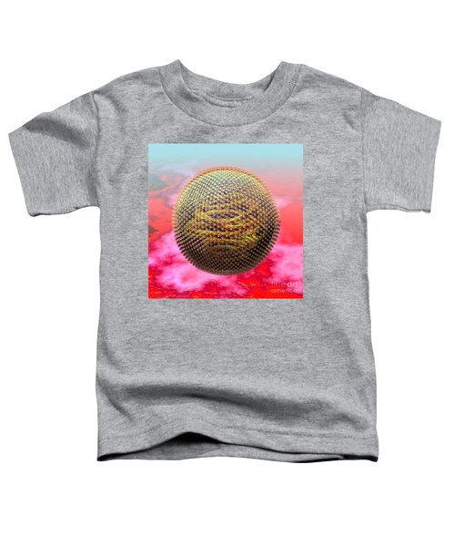 Measles Virus Toddler T-Shirt