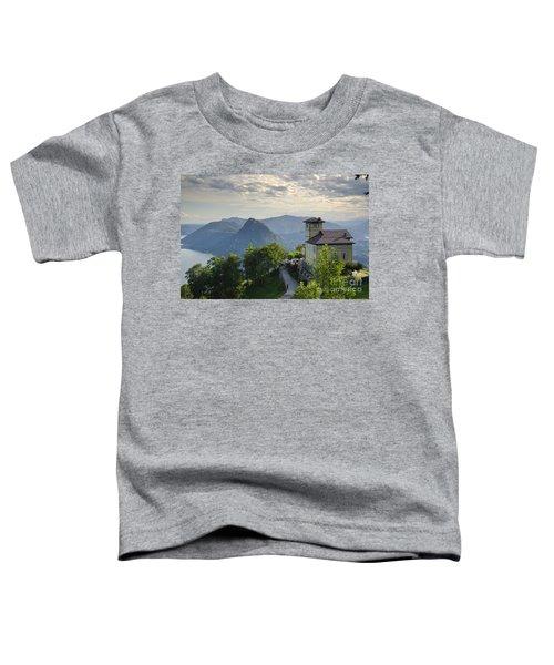 Mountain Bre Toddler T-Shirt