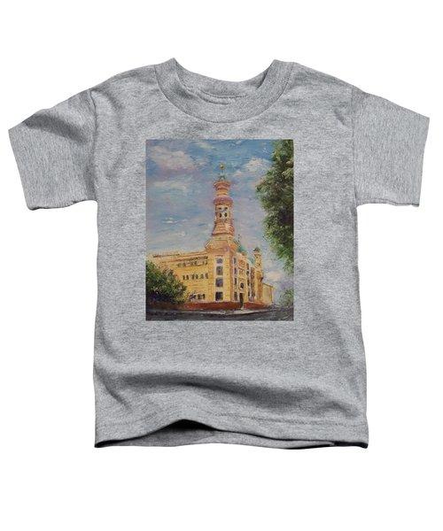 Murat Shrine Temple Toddler T-Shirt