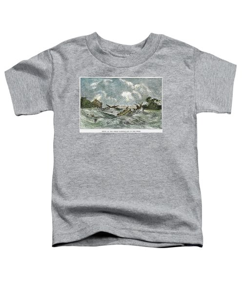 New Madrid Earthquake Toddler T-Shirt