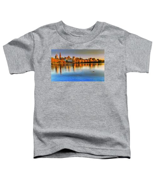 Novodevichy Convent Toddler T-Shirt