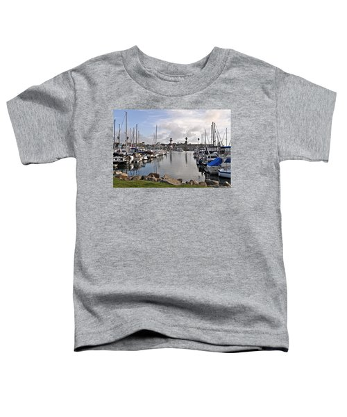 Oceaside Harbor Toddler T-Shirt