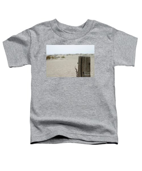 Old Fence Pole Toddler T-Shirt