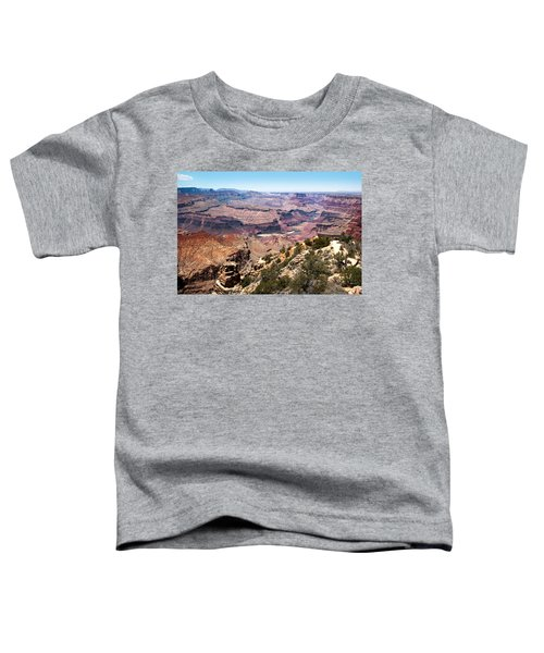 On The Rim Toddler T-Shirt