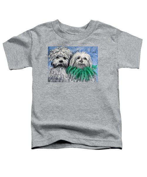 Parade Pups Toddler T-Shirt