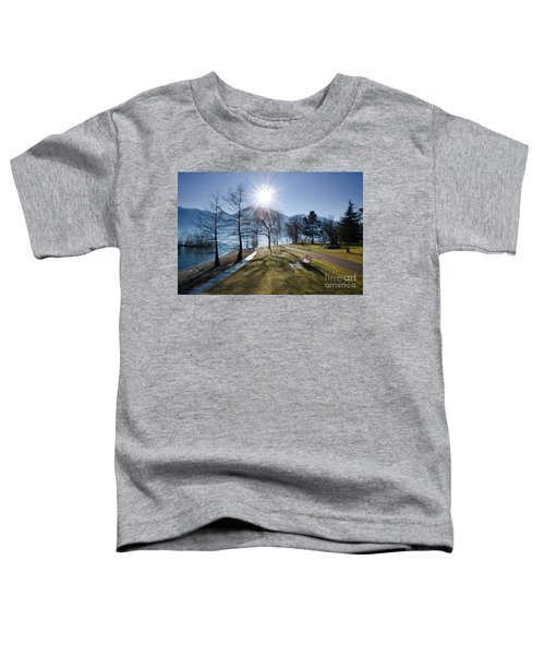 Park On The Lakefront Toddler T-Shirt