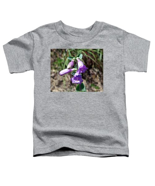 Penstemon Toddler T-Shirt