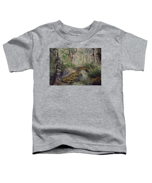 Pleasant Stroll Toddler T-Shirt