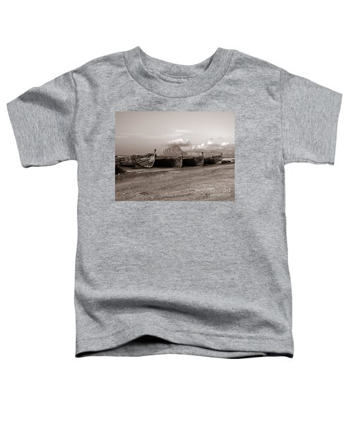 Old Port Of Trapani Toddler T-Shirt