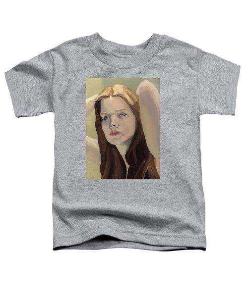 Portrait Of Ashley Toddler T-Shirt