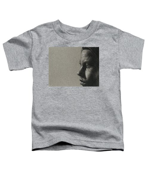 Portrait Of S Toddler T-Shirt