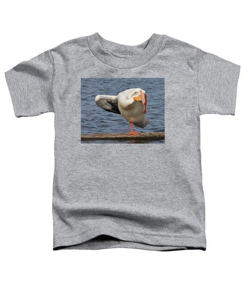 Poser Toddler T-Shirt