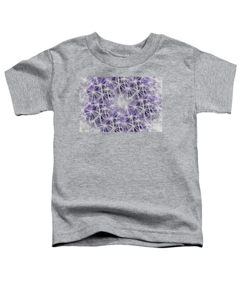 Purple Wishes Toddler T-Shirt