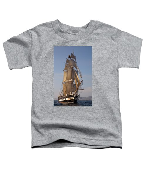 Return Of The Pilgrim Toddler T-Shirt
