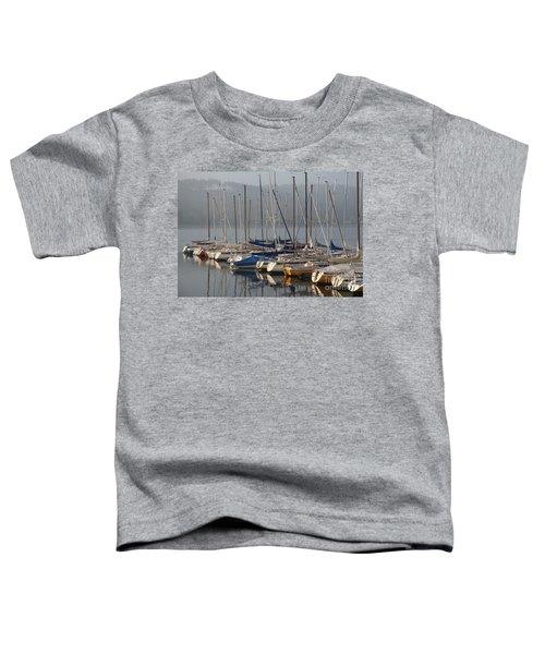 Sail Boats Toddler T-Shirt