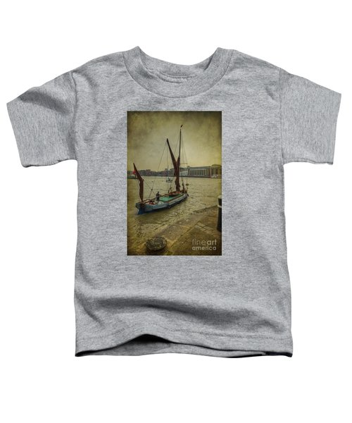 Sailing Away... Toddler T-Shirt by Clare Bambers