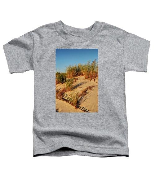 Sand Dune II - Jersey Shore Toddler T-Shirt