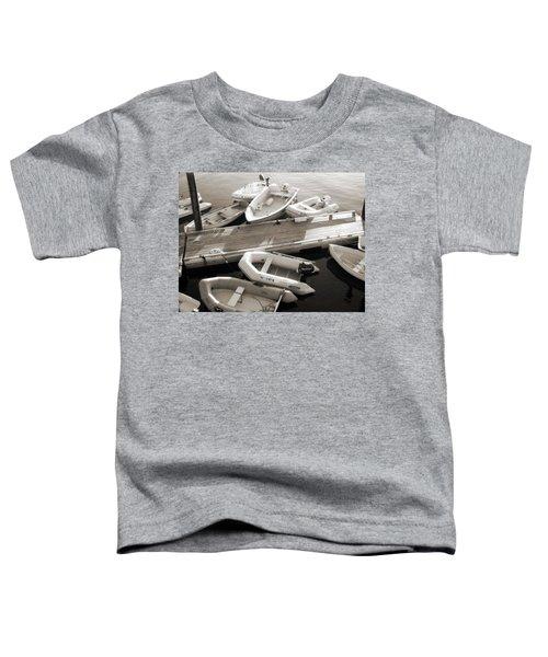 Softly Floating Toddler T-Shirt