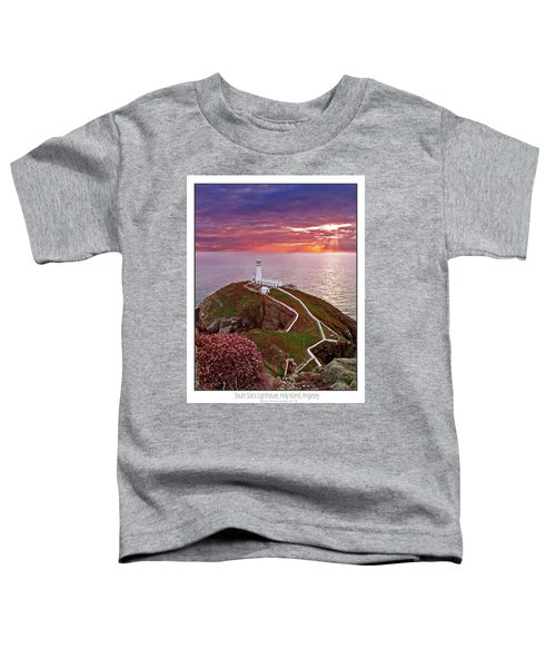 South Stack Lighthouse Toddler T-Shirt