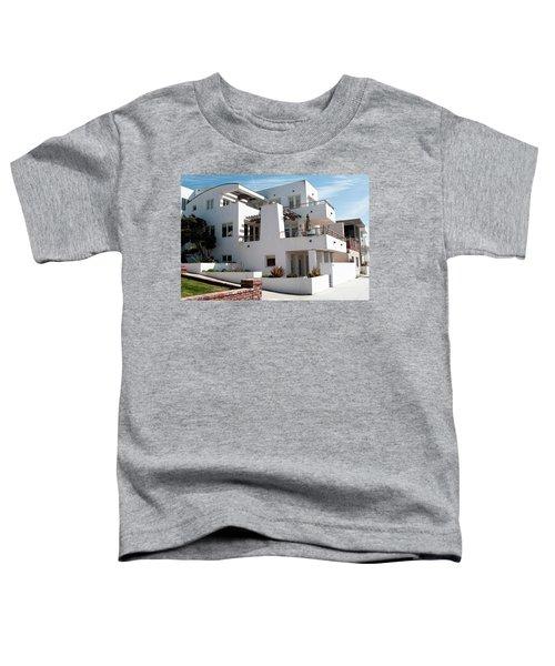 Strand Architecture Manhattan Beach Toddler T-Shirt