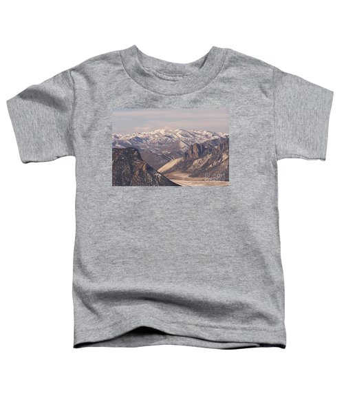 Sunlight Splendor Toddler T-Shirt