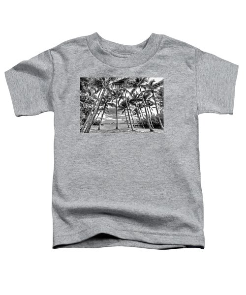 Sunset Grove At Palm Beach Toddler T-Shirt