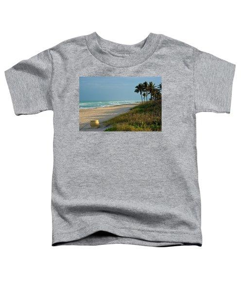 Sunset Pot Toddler T-Shirt