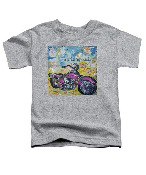 Surprising Oasis Toddler T-Shirt