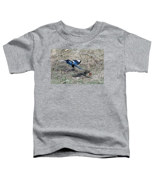 Taking Off Toddler T-Shirt