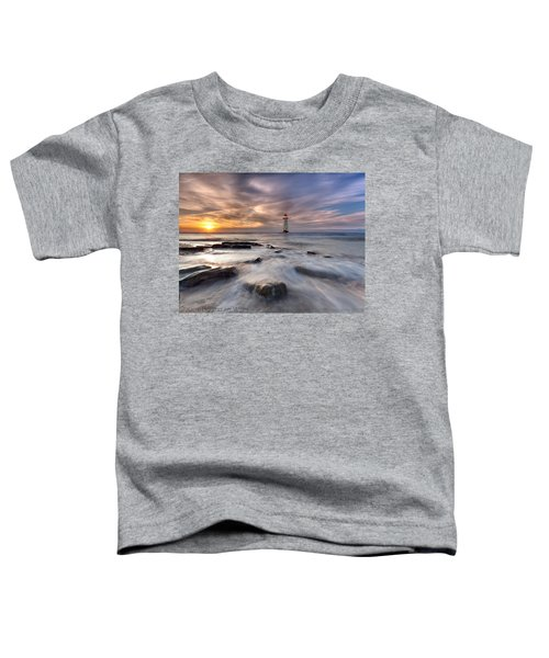 Talacre Lighthouse  Toddler T-Shirt