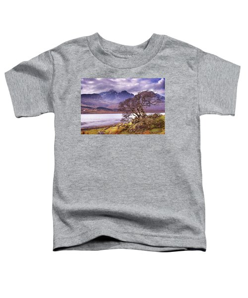 The Cuillins Skye Toddler T-Shirt