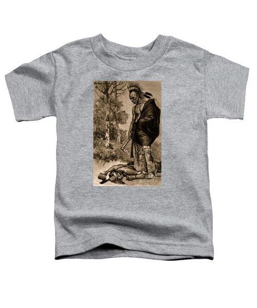The Death Of Pontiac, 1769 Toddler T-Shirt