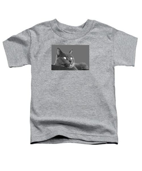 Toddler T-Shirt featuring the photograph The Eyes Have It by Nareeta Martin