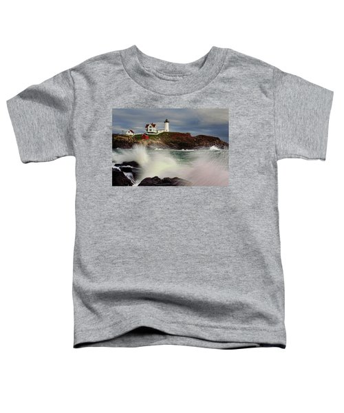 Thundering Tide Toddler T-Shirt