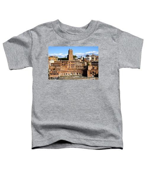 Trajan's Market  Toddler T-Shirt