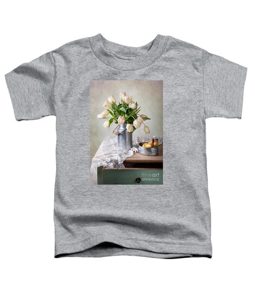 Tulips And Pears Toddler T-Shirt