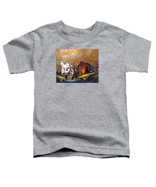 Underground Swim Toddler T-Shirt