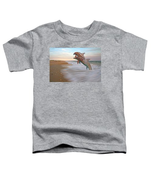 Unknown Thought Toddler T-Shirt